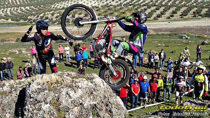 Trial Torredelcampo 2017. Cto. de Andalucía.