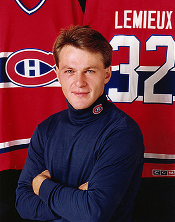 Lemieux Canadiens 1