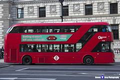 Wrightbus NRM NBFL - LTZ 1485 - LT485 - Go Ahead London - London 2017 - Steven Gray - IMG_8575