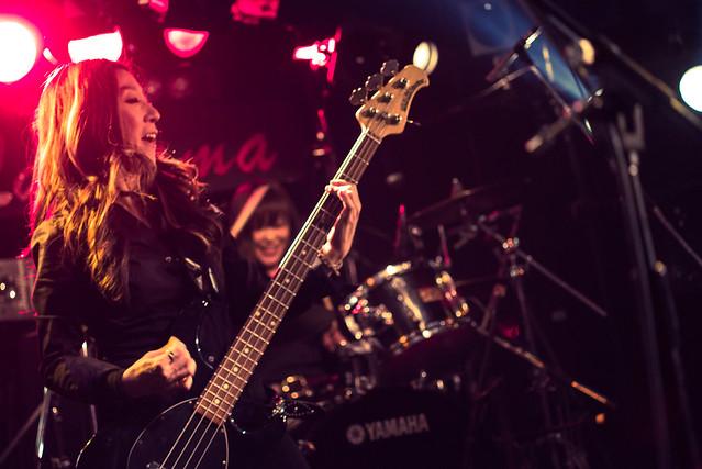 FIX live at La.mama, Tokyo, 13 Mar 2017 -00240