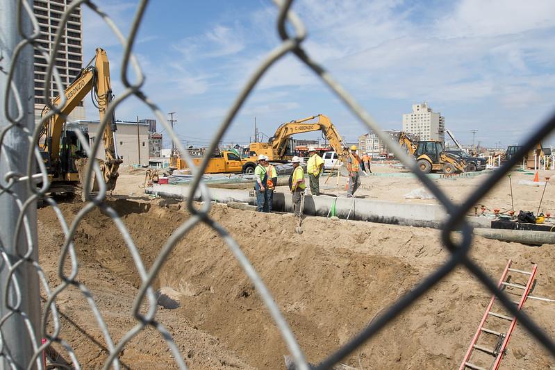 Atlantic City Gateway Project Groundbreaking