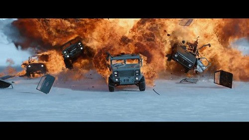 Fast & Furious 8 - screenshot 20