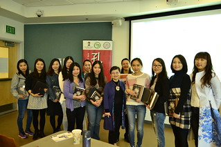 Mar 07 '17 Riverview Hanban Teachers Held Spring Semester Meeting and Celebrated International Women's Day