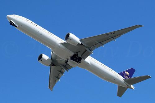 Boeing 777-368(ER) Saudi Arabian Airlines HZ-AK42 LN1488