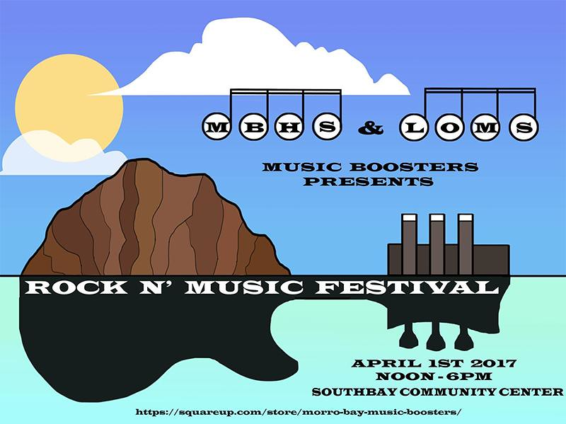 MORRO BAY ROCK 'N MUSIC FESTIVAL