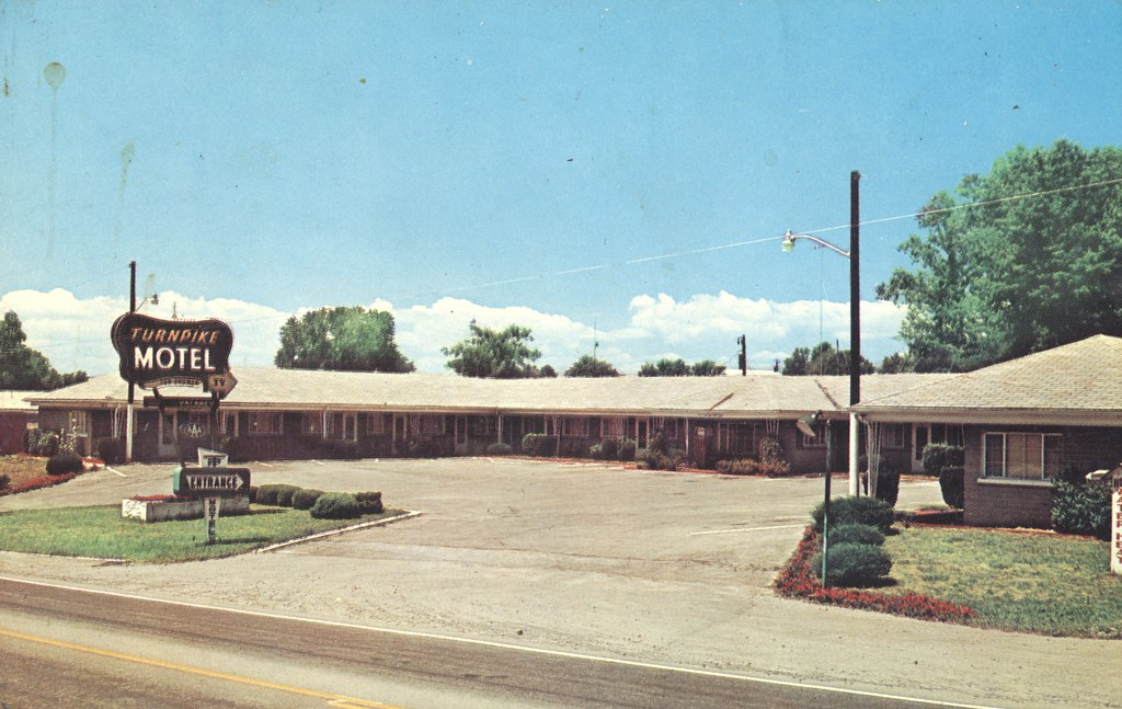 Turnpike Motel - Princeton, West Virginia