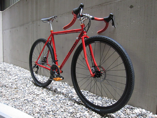SURLY Straggler Red 2