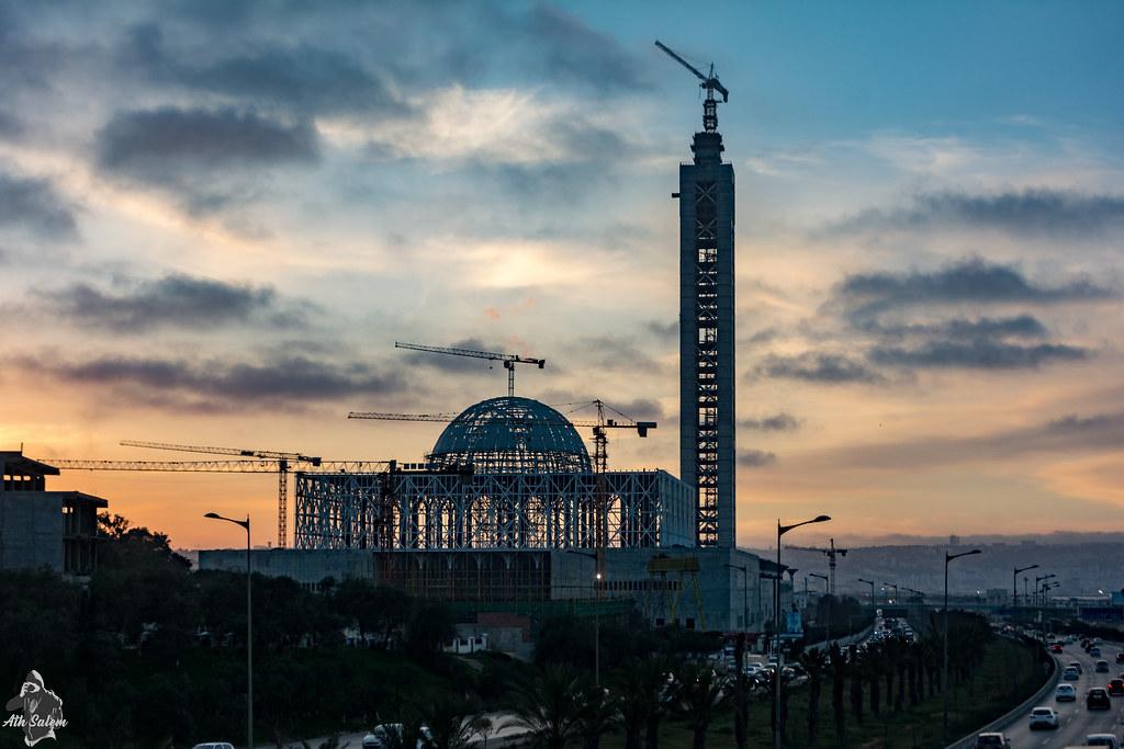 مشروع جامع الجزائر الأعظم: إعطاء إشارة إنطلاق أشغال الإنجاز - صفحة 19 33680483606_d1bddbc379_b