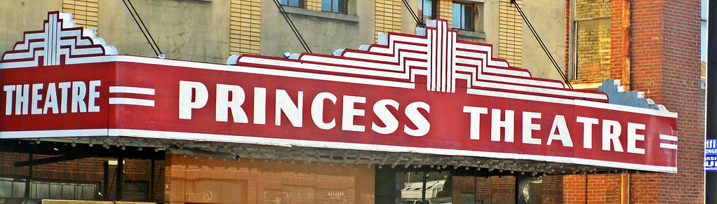 Princess Theater -- Hopkinsville, KY