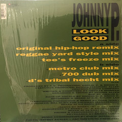 JOHNNY P.:LOOK GOOD(JACKET B)