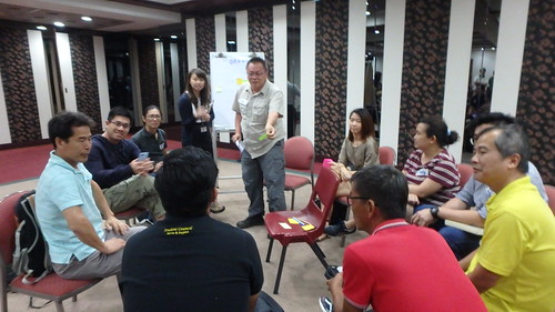 Pesta Ubin 2017 Workshop, 10 Apr 2017