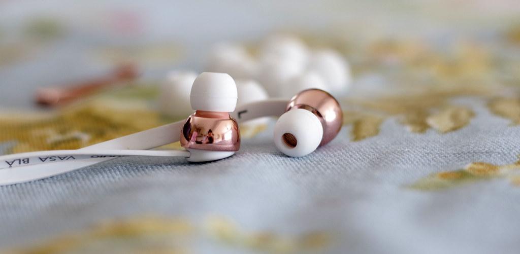 Sudio Headphones close up