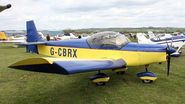 G-CBRX