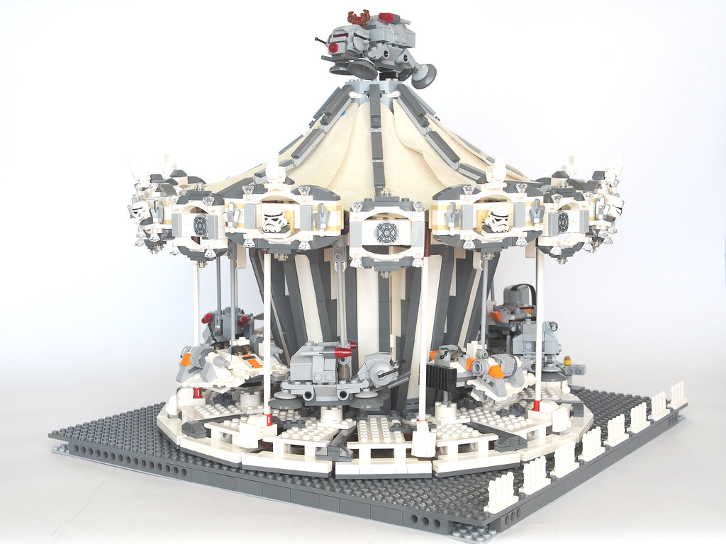 Handoko - Imperial Carousel