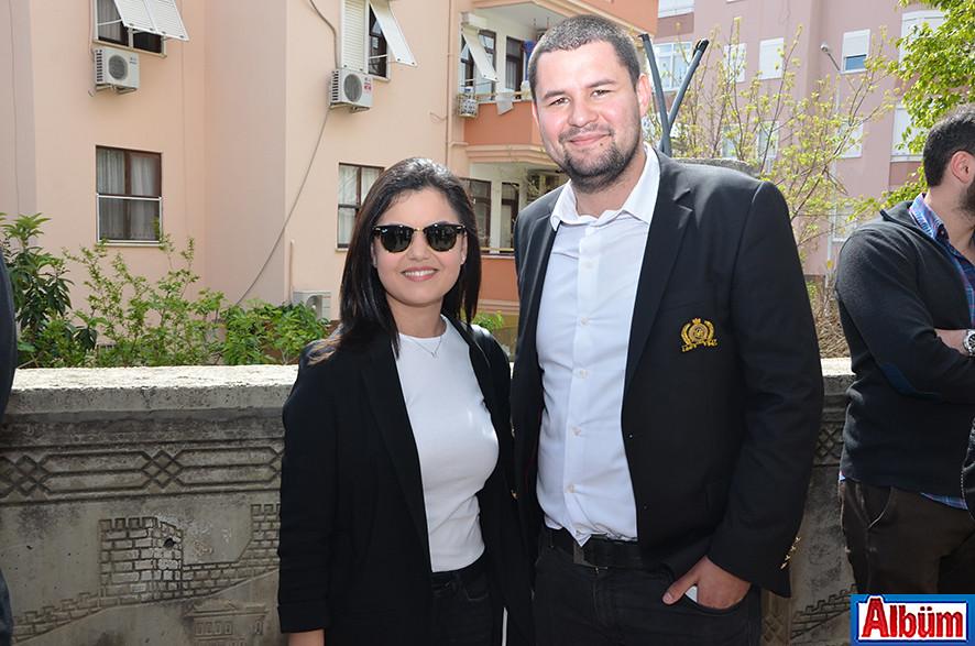 Kübra Begüm Yelken, Mehmethan Demirkale