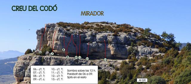 La Vall de Lord -08- Sector Creu del Codó -03- Subsector El Mirador -02- SurEste, Norte -01