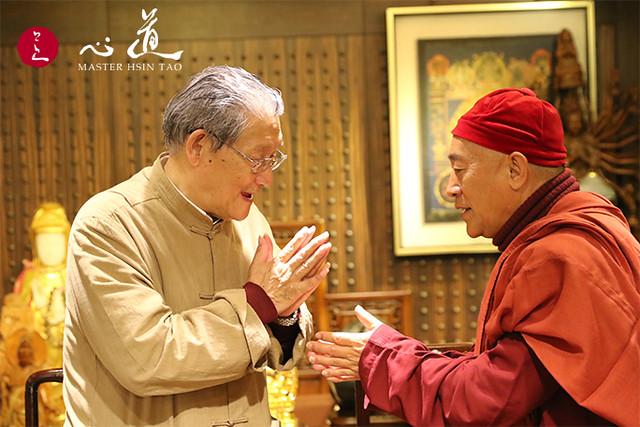 20170415將儒釋道文化引入生命和平大學