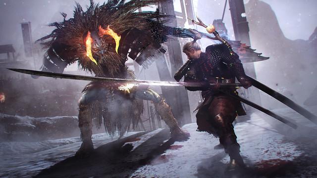 Дополнения Dragon of the North для Nioh увидит свет в мае