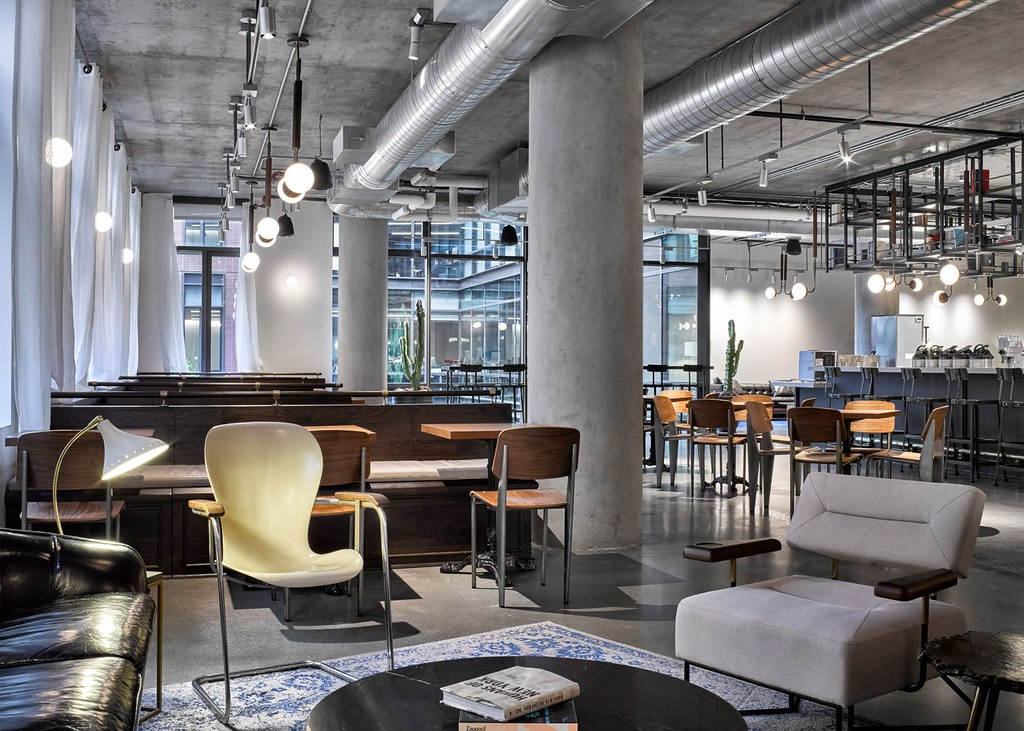 Workspace cafe by American studio AvroKO in San Francisco Sundeno_07