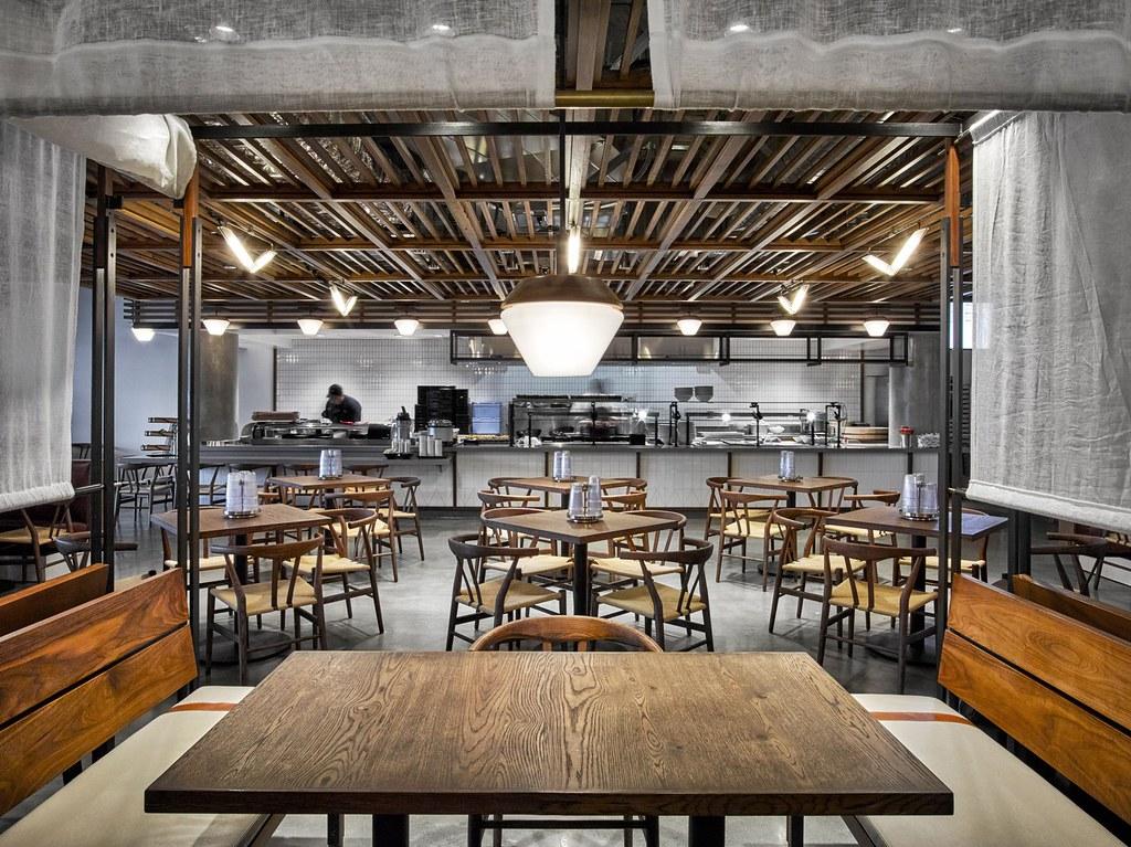 Workspace cafe by American studio AvroKO in San Francisco Sundeno_05