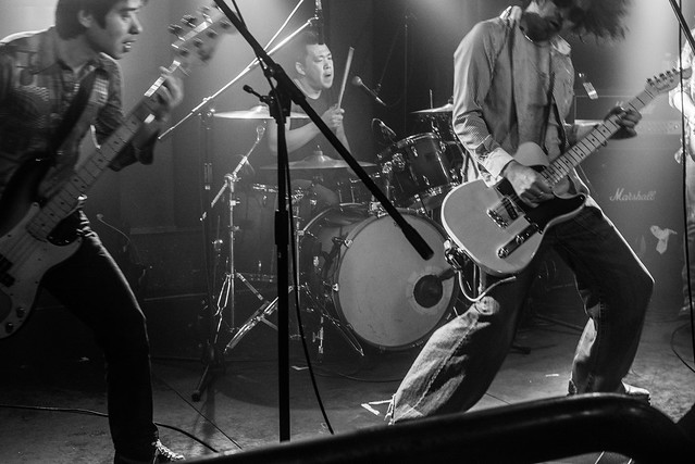 THE NICE live at 獅子王, Tokyo, 13 Apr 2017 -00163