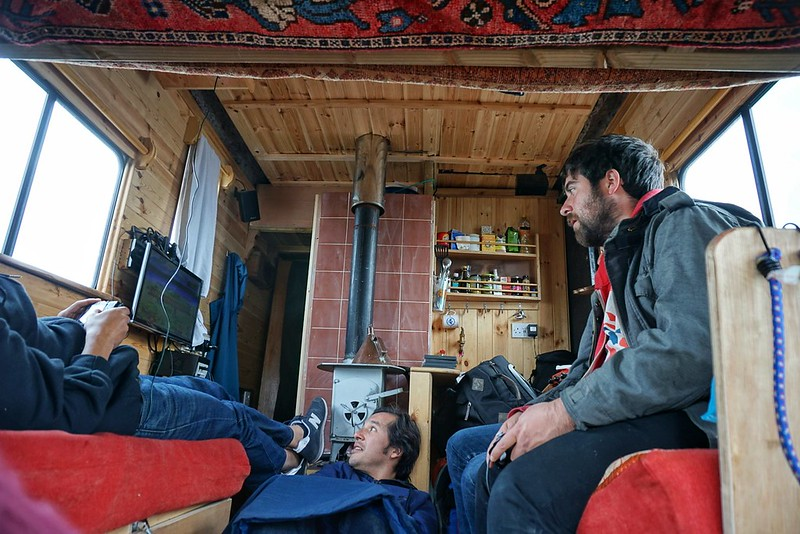 Life on a European Tour with a Chilean Psychedelic Band