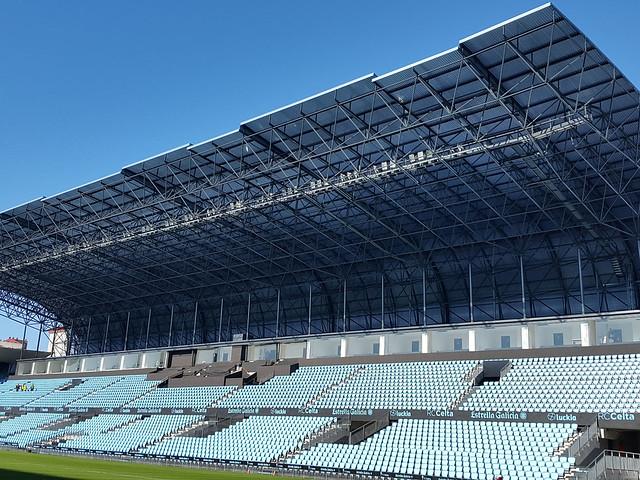 Estadio Balaídos - Real Club Celta de Vigo