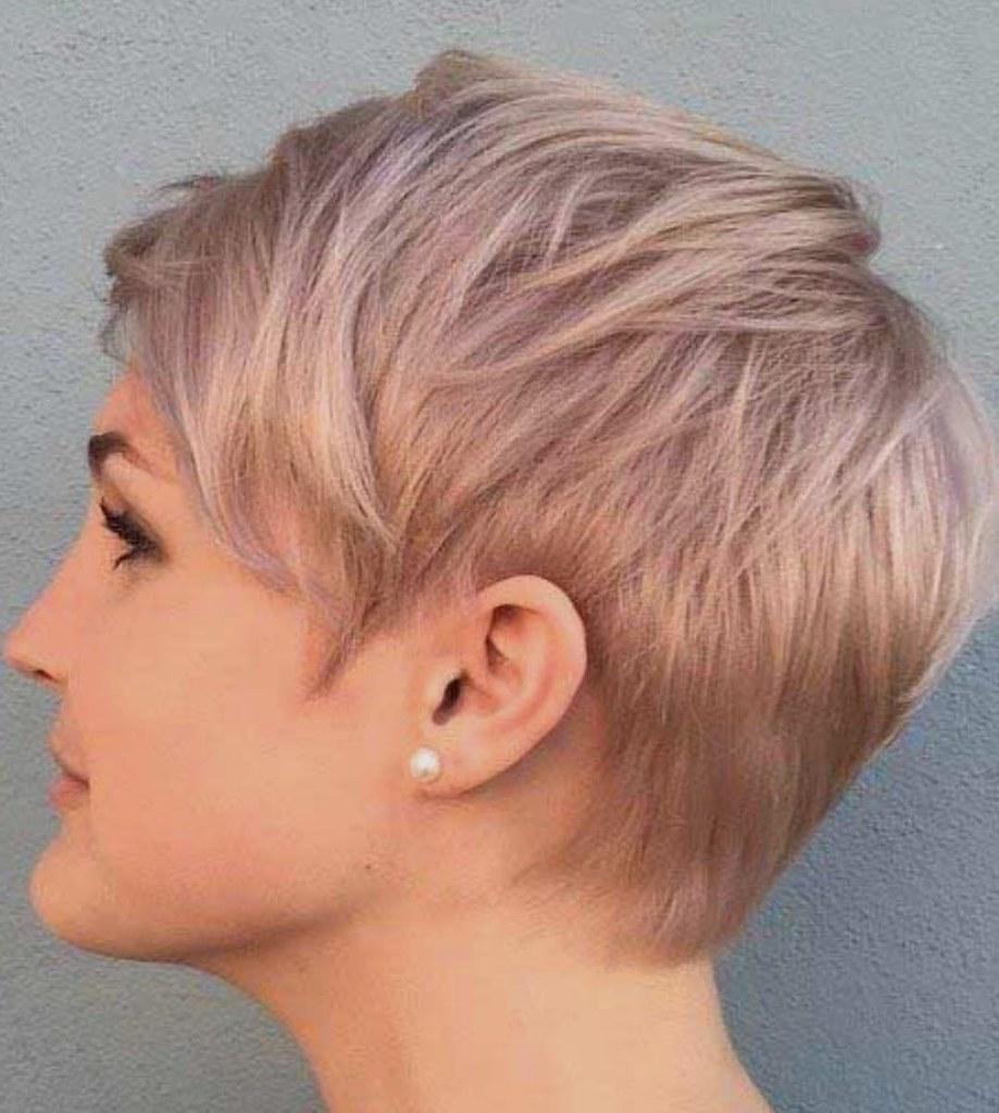 blorange & short hairstyle😍😍😍#hairandbeautymp #marijkep… | flickr