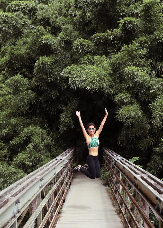 haleakala national park pipiwai trail bamboo forest road to hana maui