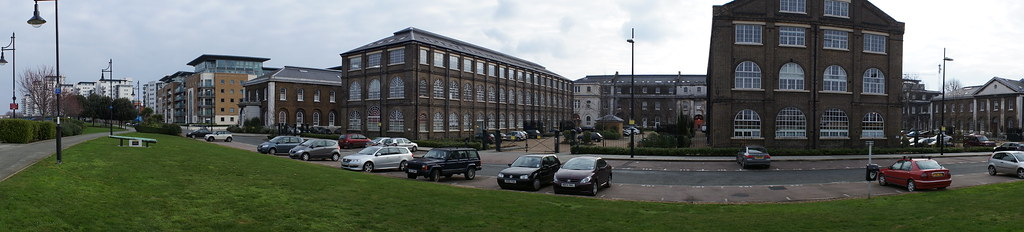 Royal Arsenal – Why Invest in a Historic Heritage Site?