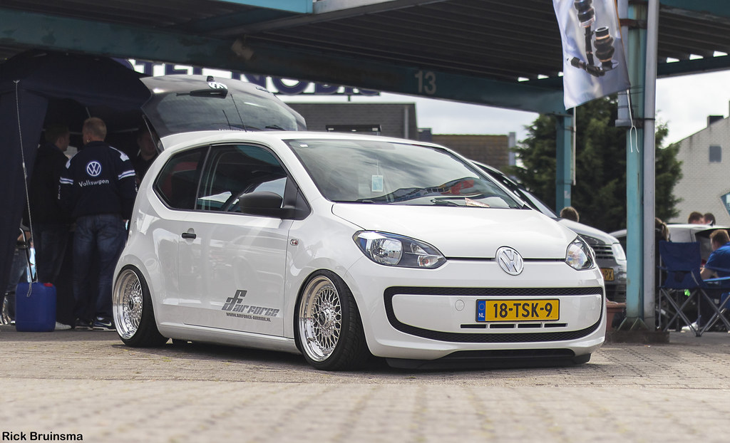 volkswagen up bbs rs rick bruinsma flickr. Black Bedroom Furniture Sets. Home Design Ideas