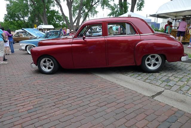 1950 plymouth 4 door deluxe flickr photo sharing for 1950 plymouth 4 door sedan