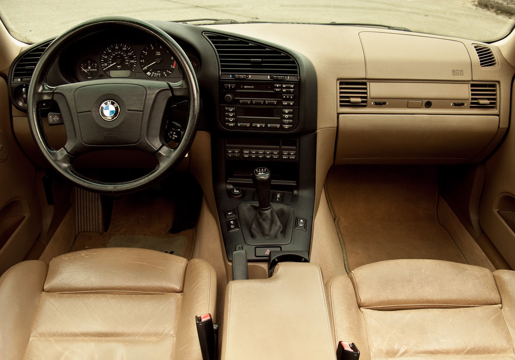 E36 BMW 328is Interior | Ham Hock | Flickr