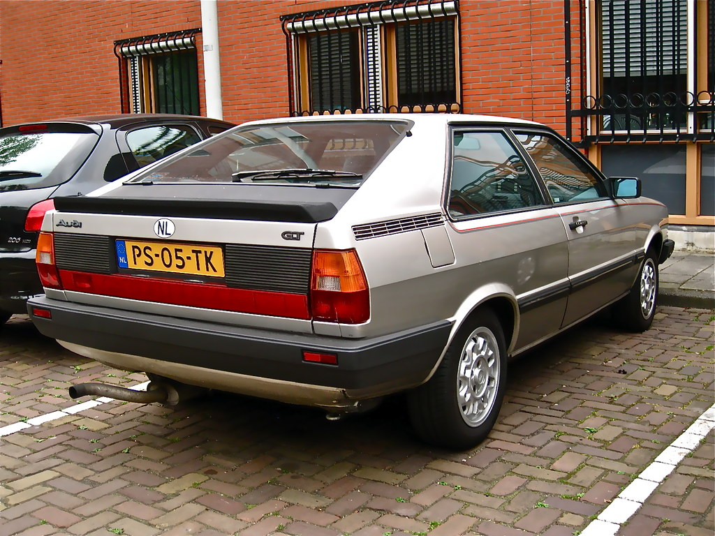 1983 auto union audi b2 coupe gt 5e the b2 mk1 coupe was. Black Bedroom Furniture Sets. Home Design Ideas