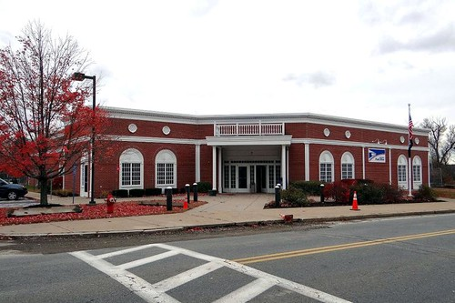 Hopkinton, MA post office | by PMCC Post Office Photos