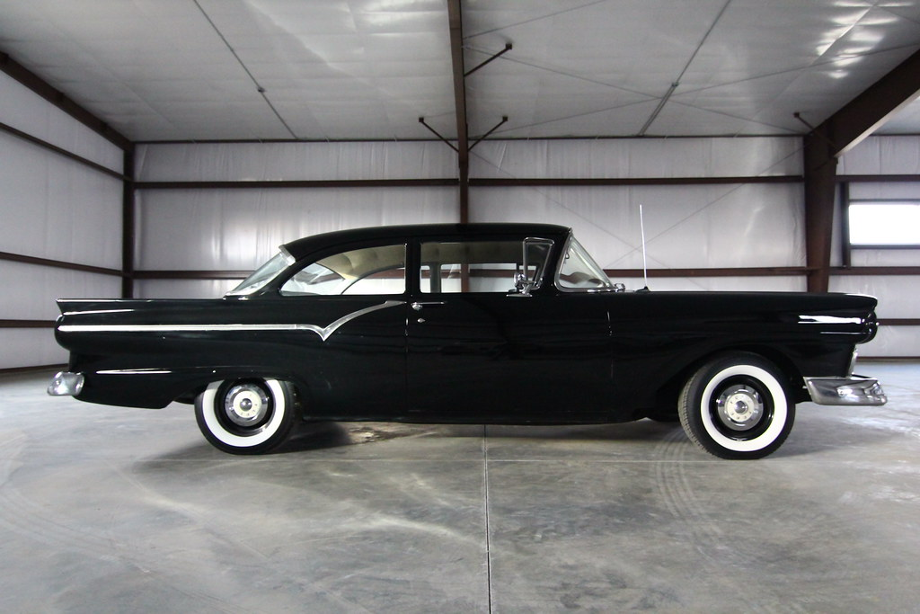 Restore A Muscle Car >> 1957 Ford Custom 300 Interior Restoration | 1957 Ford ...