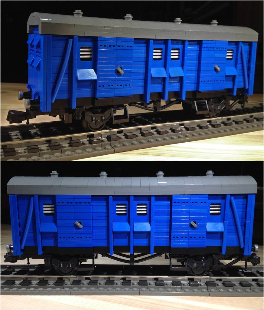 Lego Br Sr Cct Wagon I Guess I Get A Silver Medal To