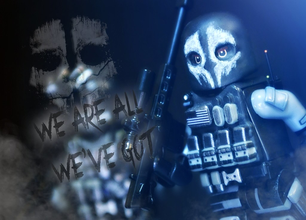 LEGO Call of Duty Ghosts : Logan T. Walker | Due to a ...