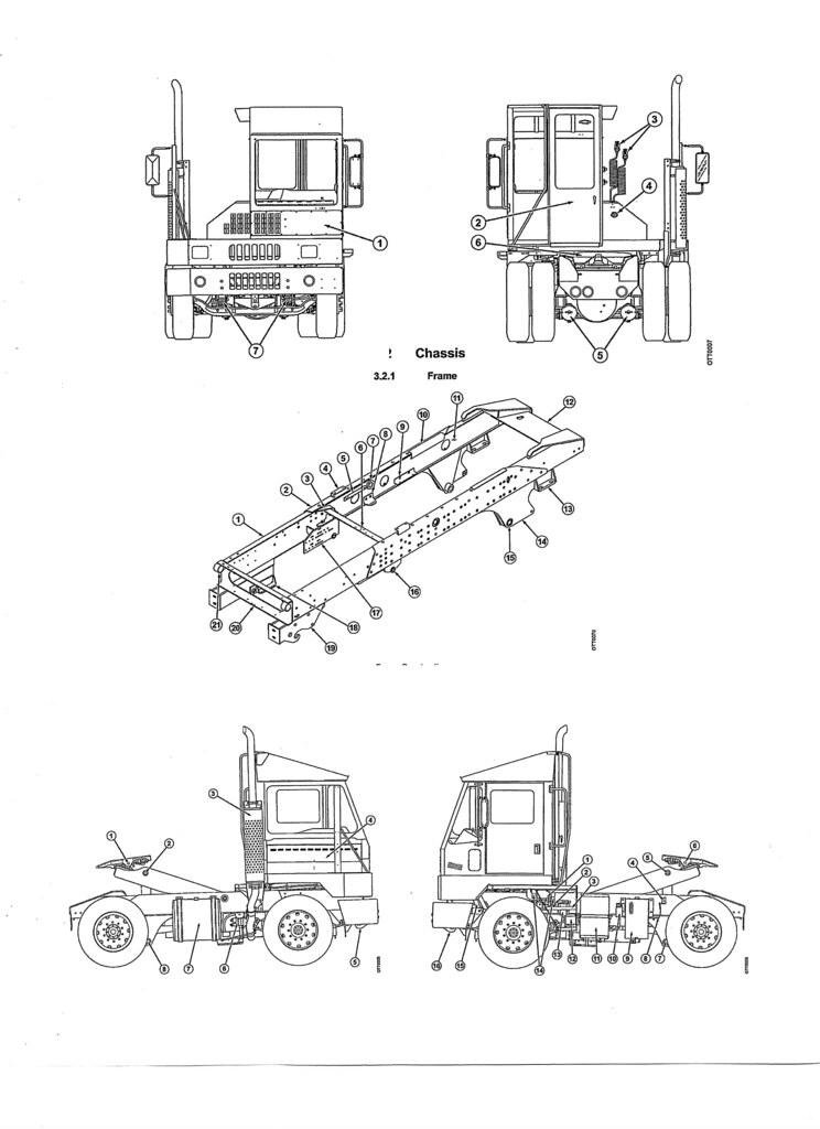 ottawa yard tractor model