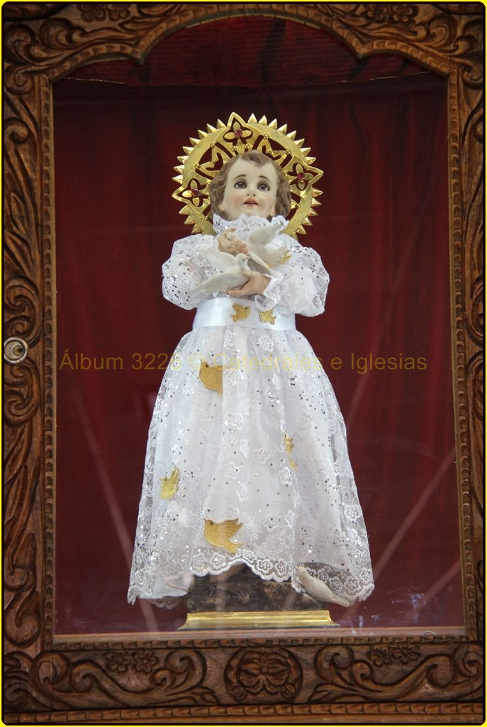 Santuario del Divino Niño Jesús de las Palomitas,Tacoalech