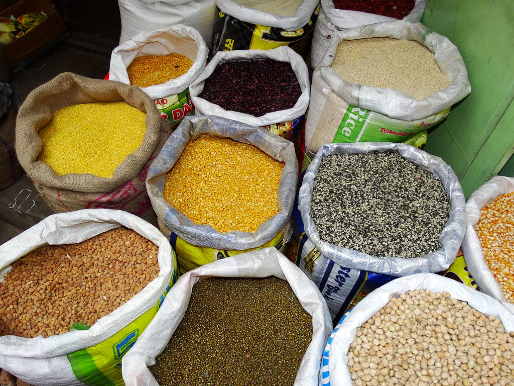 pulses Nutritional security
