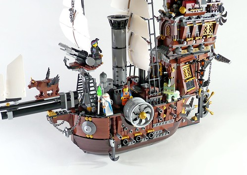 70810 MetalBeard's Sea Cow 603