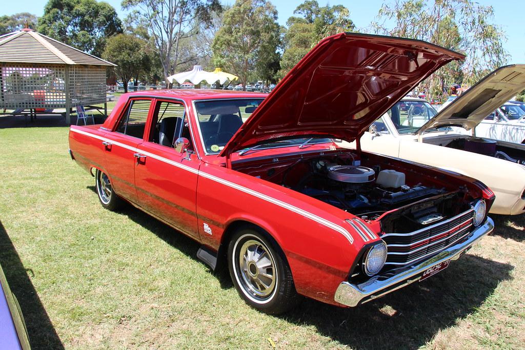 1969 Chrysler Valiant VF Pacer Sedan | Wild Red. The VF ...