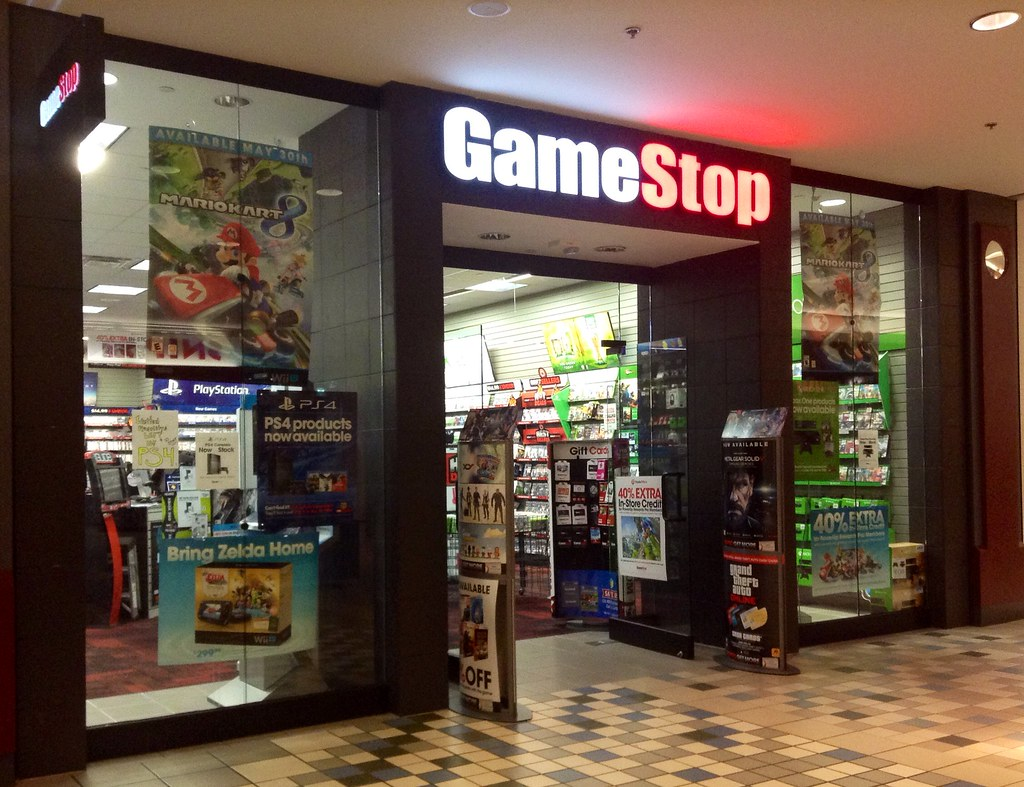 Game Store With Food Seattle