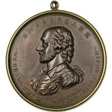 1816 Garrick Stratford Jubilee Medal