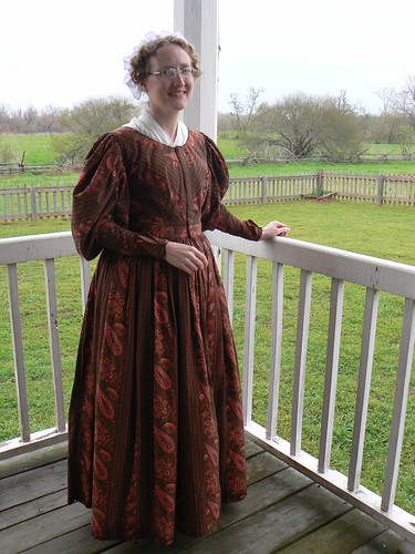 Mid-1830's Dress - Front