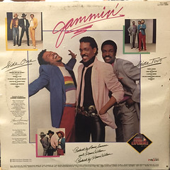 GAP BAND:GAP BAND V JAMMIN'(JACKET B)