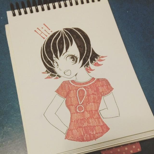 2016 sketch #10