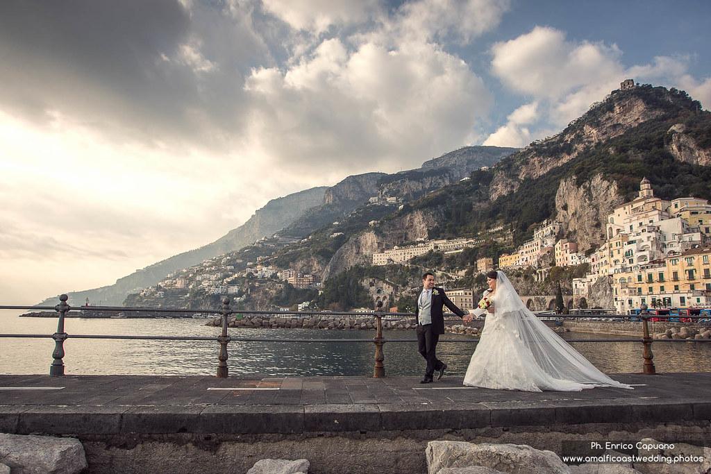 Wedding In Ravello Amalfi Coast Italy Getting Married On T