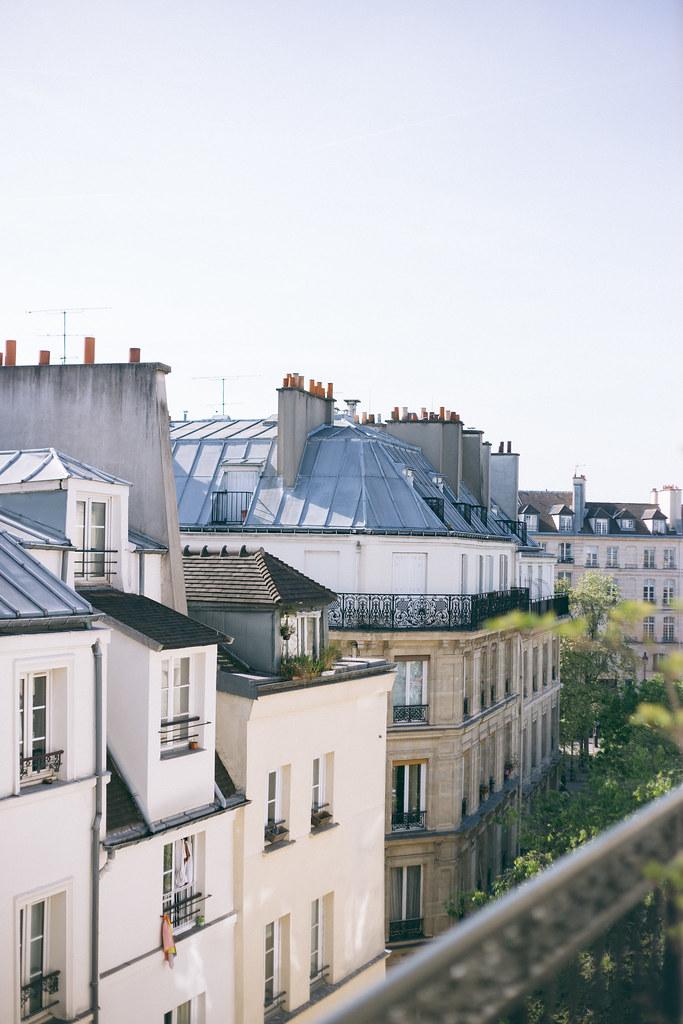 {hotel bourg tibourg} via chevrons & éclairs